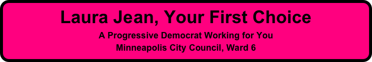 Laura Jean, Your First Choice